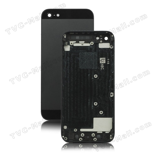 best quality bdb0d 76d63 iPhone 5 metal back cover housing replacement, necessary for repair ...