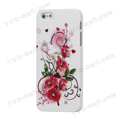 Iphone 5 blossom case