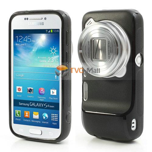 Galaxy s4 zoom matte tpu case