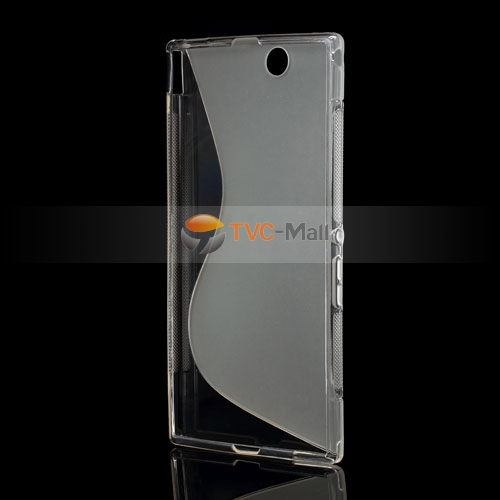 Xperia z ultra clear case