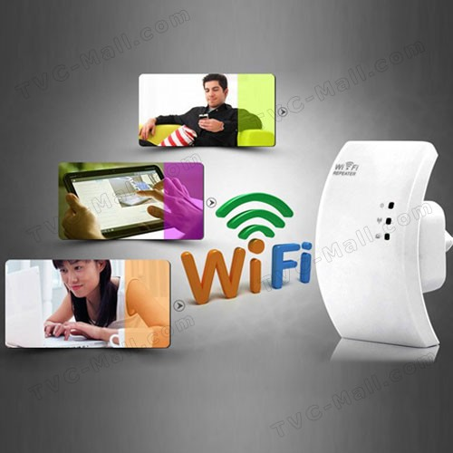 Wifi repeater expander