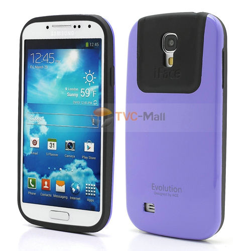 Galaxy s4 dual layer hybrid case