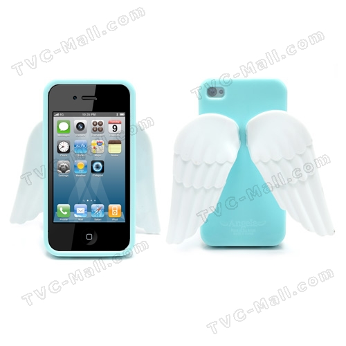 Iphone 4s angel wing 3d case