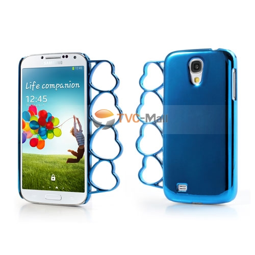 Galaxy s4 knuckle plating case