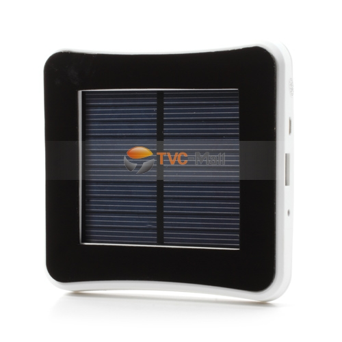 Iphone mobile solar charger