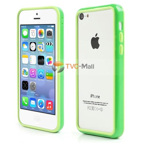 Iphone 5c bumper case